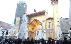 مراسم عزاداری شهادت امام علی (ع) در نجف به دلیل کرونا لغو شد