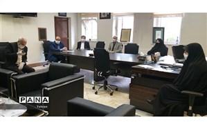 جلسه شورای مؤسسان مدارس غیردولتی در منطقه ۳