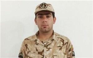 قدردانی مرکز ارتباطات مردمی ریاست جمهوری از یک سرباز فداکار