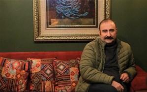 مهران احمدی بازیگر جدید «کوسه» علی عطشانی + ویدیو