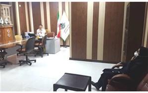 نشست هم اندیشی بزرگداشت سالروز تاسیس سازمان دانش آموزی