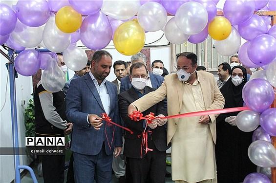 افتتاح اولین استودیو درس تربیتبدنی و فعالیتهای ورزشی در شبکه دانش آموزی (شاد)