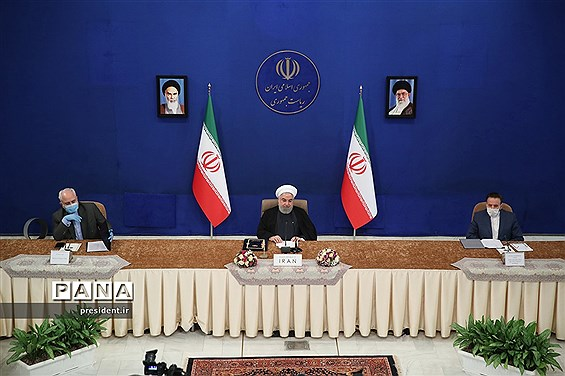 نشست مجازی سران کشورهای عضو گروه تماس جنبش عدم تعهد