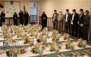 مشارکت یک هزار و 200 میلیون ریالی فرهنگیان شهرستان مرند در کمک مومنانه
