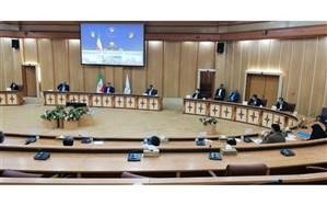 افتتاح رسمی شبکه آموزشی شاد به صورت ویدئو کنفرانس با حضور رییس جمهور