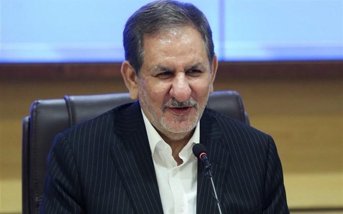 جهانگیری: واگذاری سهام عدالت به مردم بزرگترین برنامه اقتصادی - اجتماعی پس از انقلاب اسلامی بوده است