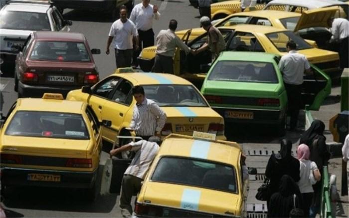 مشکلات رانندگان تاکسی