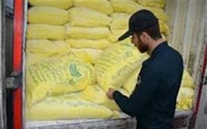 کشف ۱۲۸۵ کیسه آرد دولتی تنظیم بازاری در تهران