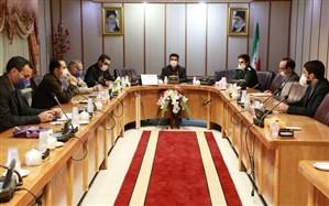 برگزاری جلسه شورای هماهنگی تشکل های دانش آموزی