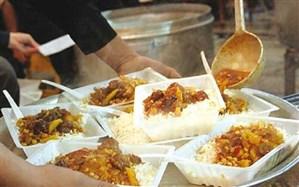 توزیع ده هزار پرس غذای گرم در مراغه