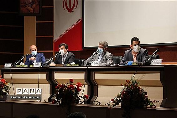 جلسه ستادفرماندهی  اقتصاد مقاومتی استان تهران در شهرستان اسلامشهر