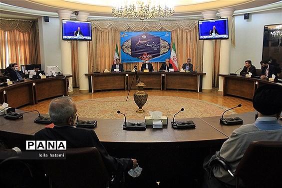 اولین جلسه شورای آموزش و پرورش استان آذربایجان شرقی