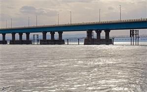 حجم آب دریاچه ارومیه از ۵ میلیارد متر مکعب فراتر رفت