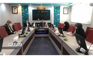 برگزاری شورای تربیتی منطقه ۱۱ با حضور معاون پرورشی و فرهنگی شهر تهران