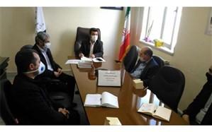 برگزاری جلسه کارگروه تخصصی تولید محتوای الکترونیکی(شبکه شاد) در اردبیل