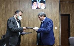 امضای تفاهم نامه سازمان آموزش و پرورش استثنایی با شرکت صنایع آموزشی ایران
