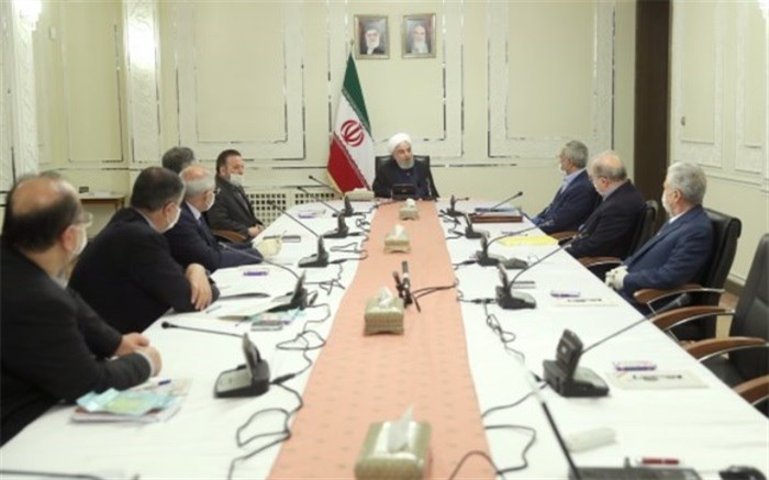 روحانی: شهرهای قرمز با همکاری مردم وارد شرایط مناسبتری میشوند