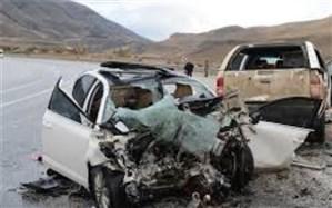 کاهش تلفات حوادث رانندگی در سال ۹۸
