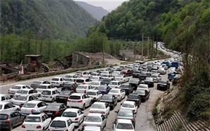 جادههای بیش از ۵ استان بارانی است