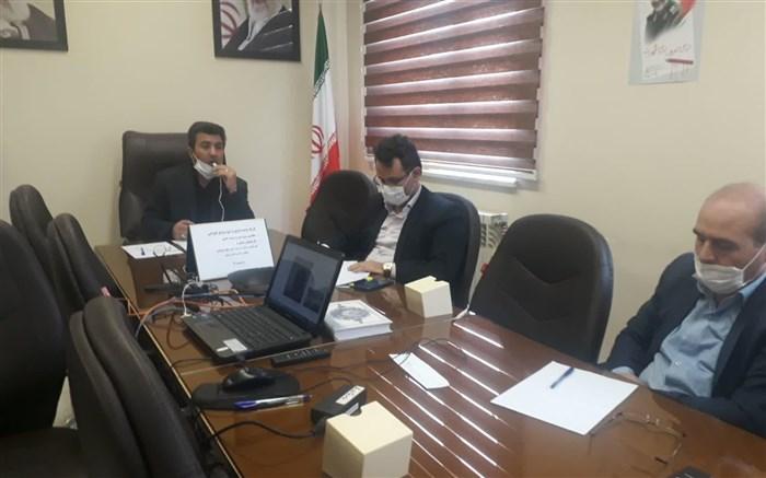 برگزاری کارگاه توانمندسازی نیروهای حوزه پرورشی و فرهنگی به شیوه ویدئو کنفرانس دراردبیل