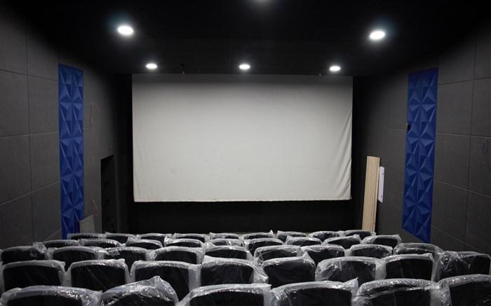 ساخت سینما