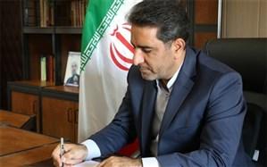 جمال زارعین رئیس اداره امور مالی اداره کل آموزش و پرورش شهرستانهای استان تهران شد