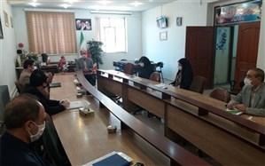 برگزاری جلسه قطبی معاونین پرورشی تربیت بدنی مناطق آموزش و پرورش جنوب شرق استان تهران