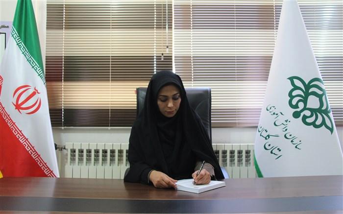 پیام تبریک مدیر سازمان دانش آموزی گلستان به مناسبت سالروز تاسیس سازمان