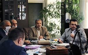 جلسه ویدئو کنفرانس معاونت پرورشی و فرهنگی با معاونان پرورشی و فرهنگی استانها برگزار شد