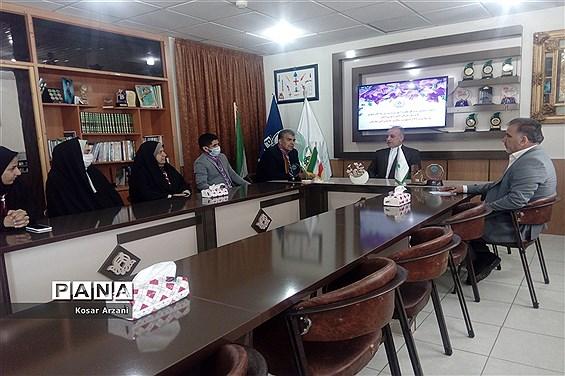 بیست و یکمین سالروز تاسیس سازمان دانشآموزی خراسان جنوبی
