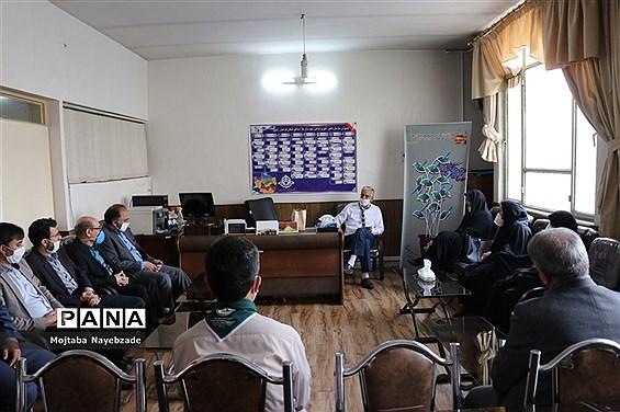 سازمان دانشآموزی خراسان رضوی در سالروز تاسیس این نهاد