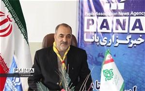 پیام تبریک مدیر سازمان دانش آموزی خراسان شمالی