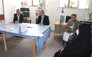 برگزاری جلسه هماهنگی تولید محتوای آموزشی در اردبیل