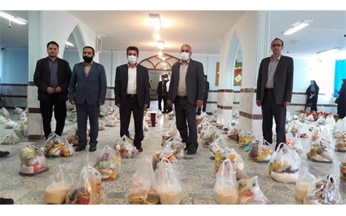 رزمایش کمک مومنانه در مدارس ناحیه ۲ اردبیل