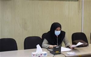 تشریح برنامه های شبکه بهداشت و درمان اسلامشهر در جهت مقابله با کرونا ویروس