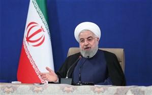 روحانی: همه کارمندان از ۱۰ خرداد در محل کار خود حاضر میشوند