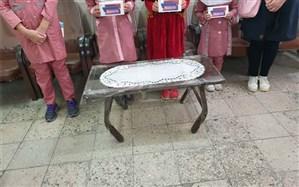 اهداء 20 دستگاه تبلت رایگان به دانش آموزان مدارس شهر دلبران