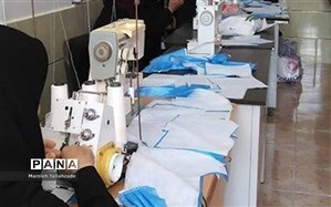 تعداد مجوزهای صادره برای تولید ماسک در قزوین به 37 واحد افزایش یافت