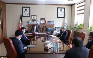 آمادگی وزارت ورزش و جوانان برای همکاری با دانشگاه تاثیر گذار فرهنگیان در قالب تفاهم نامه مشترک