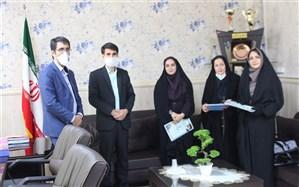 تجلیل از برگزیدگان استانی  جشنواره تدریس درس تفکر و زندگی در چهاردانگه