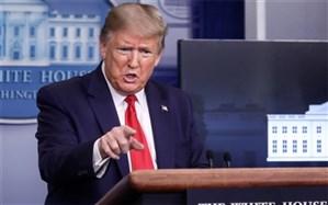 ترامپ از خشونت گارد ملی آمریکا علیه معترضان حمایت کرد