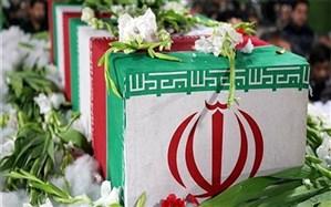 پیکرهای شهدای سانحه شناور کنارک جهت انجام آزمایش DNA به تهران منتقل شدند