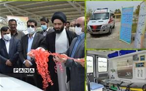 احیاءمرکز بهداشت شهرستان بن