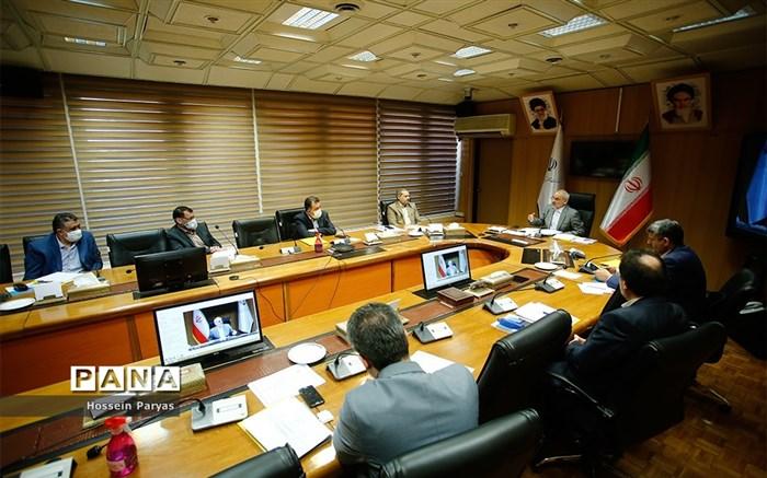 نشست هیات امنای سازمان دانشآموزی با حضور وزیر آموزش و پرورش