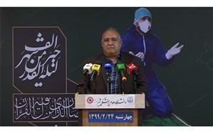 شناسایی ۱۲۰ مورد جدید ابتلا به کروناویروس در استان فارس