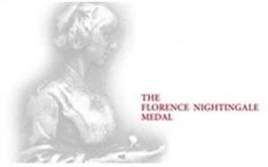 اهدای مدال فلورانس نایتِنگل به پرستاران و ماماهای دربند