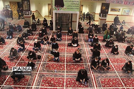 مراسم احیا بیست و یکمین شب ماه مبارک رمضان  در مشهد