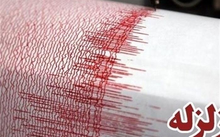 زلزله ۴.۴ ریشتری حوالی پیشین سیستان و بلوچستان را لرزاند + جزئیات