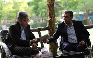 تفاهم نامه ساخت سالن همایش اردوگاه ثامن الحجج علیه السلام مشهد منعقد شد