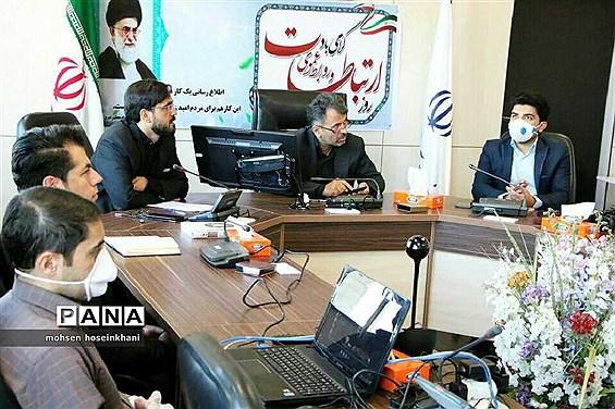 نشست روابط عمومی مناطق 14گانه آموزش و پرورش قزوین